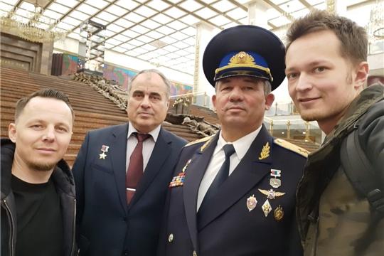 Вышел фильм об уроженце Чувашии: «Люди-легенды. Николай Федорович Гаврилов»