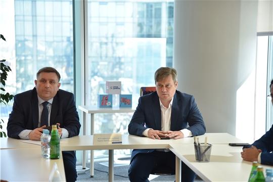 Соглашение между Чувашией и АНО «Цифровая экономика»