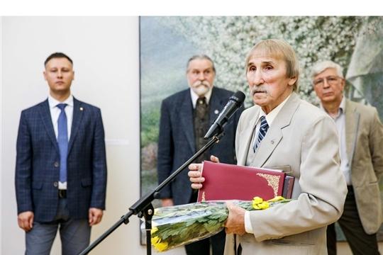 Выставка Анатолия Рыбкина открылась в Москве