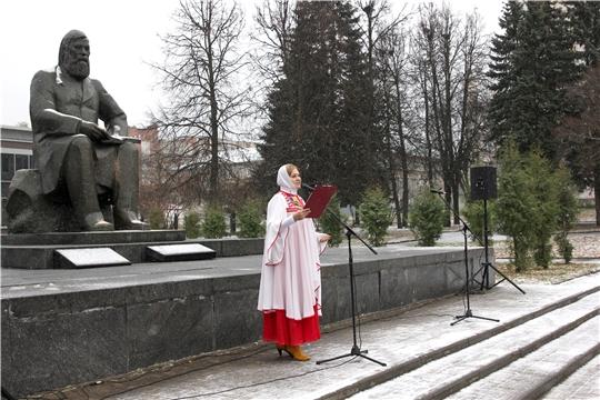 В Чувашии отметили День памяти Ивана Яковлева