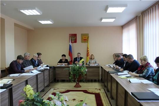 В Порецком районе состоялось очередное заседание комиссии по проведению Всероссийской переписи населения 2020 года