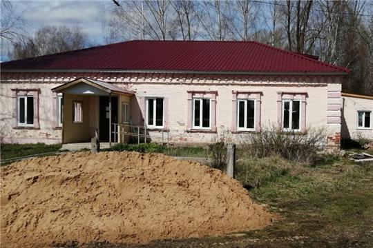 В Анастасовском поселении приступили к ремонту сельского клуба