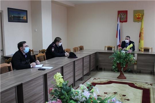 Прошло заседание районного оперативного штаба по предупреждению распространения коронавирусной инфекции