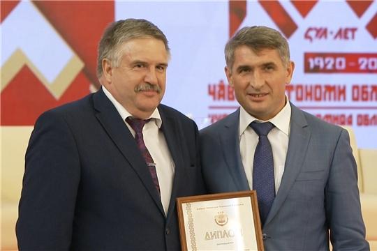 Порецкому району присужден Грант Главы Чувашской Республики в размере 10,5 млн рублей
