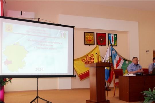 Совещание по рассмотрению Комплексной программы развития Чувашской Республики