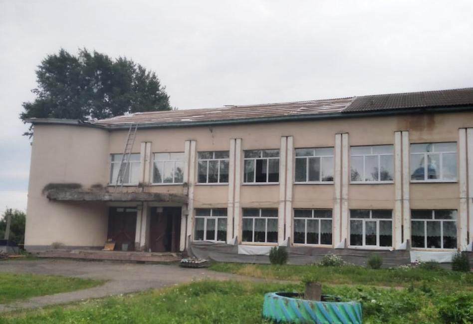 В Семеновском сельском поселении приступили к ремонту СДК