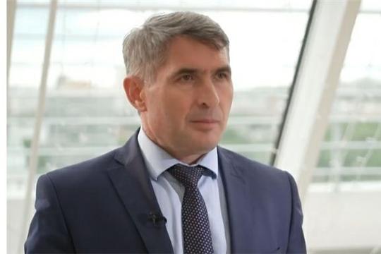 Олег Николаев о Комплексной программе социально-экономического развития Порецкого района