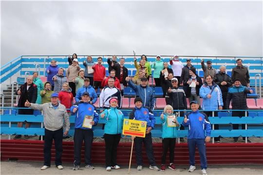 Всероссийский день бега объединил на беговой дорожке любителей легкой атлетики Порецкого района