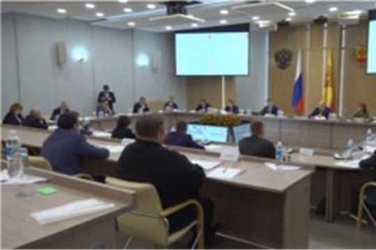 Врио Главы Чувашии провёл заседание Оперативного штаба по экономическим вопросам