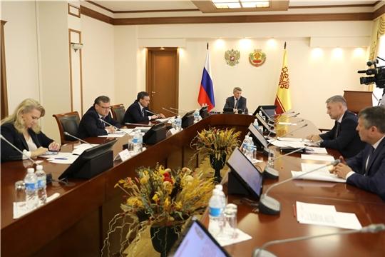 Совещание по вопросам предоставления мер поддержки предприятиям региона в условиях распространения коронавируса