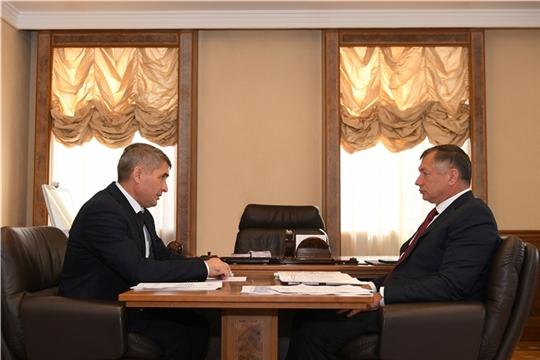 В Правительстве России поддержали инициативы Чувашии по реализации национальных проектов