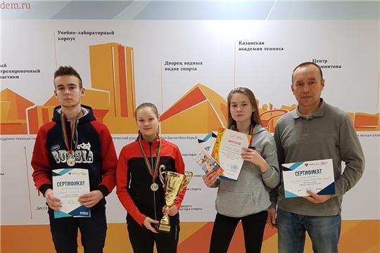 Татьяна Елисеева - победитель VIII олимпиады по физической культуре