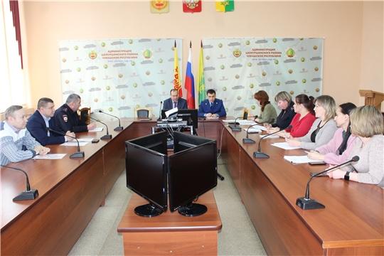 17 марта 2020 года состоялось плановое заседание комиссии по делам несовершеннолетних и защите их прав при администрации Шемуршинского района