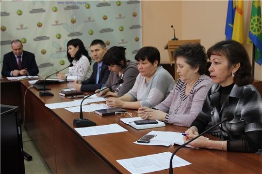 В администрации Шемуршинского района обсудили вопросы подготовки и проведения праздничных мероприятий в честь 75-летия Победы