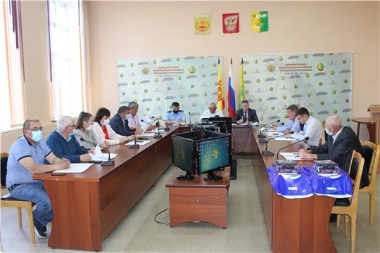 Очередное 36-е Шемуршинское районное Собрание депутатов третьего созыва