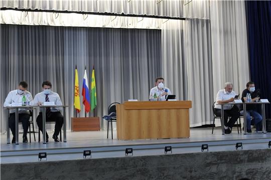 В Шемуршинском районе состоялась встреча кандидатов на должность Главы Чувашской Республики