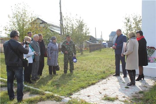 Год памяти и славы в Шемуршинском районе