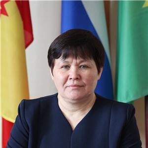 Миронова Ольга Антоновна