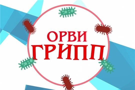 О ситуации по гриппу и ОРВИ в Шумерлинском районе.