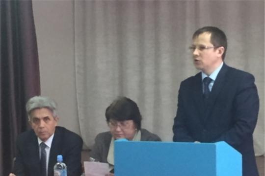 В Нижнекумашкинском сельском клубе состоялся отчет главы