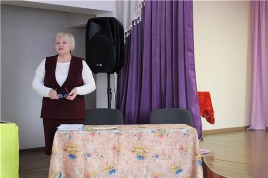 Глава  Магаринского сельского поселения отчиталась за проделанную работу в 2019 году