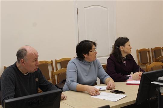Состоялось совещание организационного комитета по подготовке и проведению районного этапа Открытой Всероссийской массовой лыжной гонки «Лыжня России – 2020».
