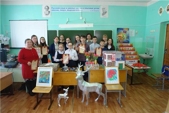 На базе МБОУ «Егоркинская СОШ» прошел муниципальный этап научно практической конференции учащихся «Поиск»