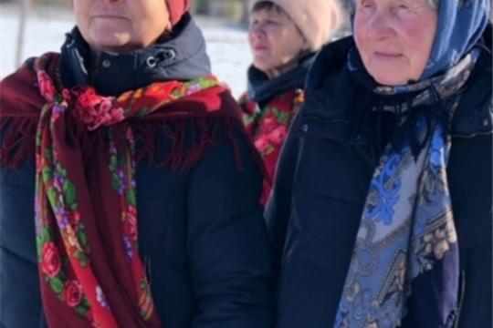 Масленичные гулянья в Шумерлинском районе