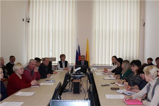 Работники культуры Шумерлинского района подвели итоги года