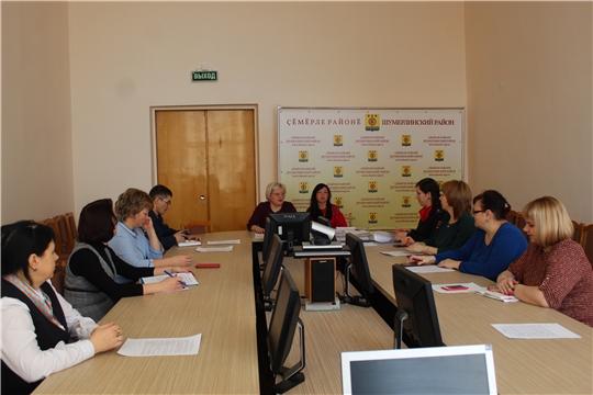 В администрации района состоялось очередное заседание комиссии по делам несовершеннолетних и защите их прав.