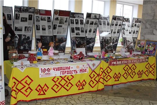 Шумерлинский  район принял эстафету фестиваля муниципальных образований «Марафон 100-летия»