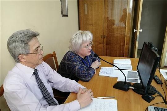 Глава администрации района Лев Рафинов провел совещание с главами поселений в режиме видеоконференции