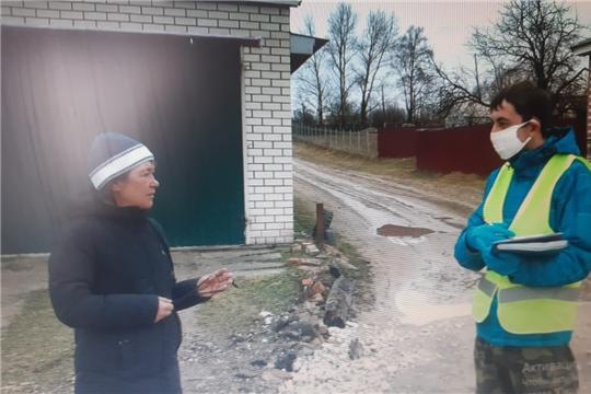 В Шумерлинском районе продолжаются рейды мобильных групп по выявлению случаев несоблюдения гражданами режима самоизоляции.