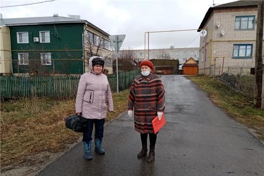 В Шумерлинском районе продолжаются ежедневные рейды мобильных групп