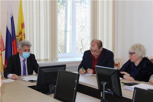 В администрации района состоялось заседание организационного комитета по подготовке  и проведению мероприятий по проведению Дня Республики  в 2021 году