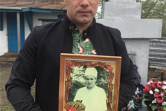 День Победы в Шумерлинском районе