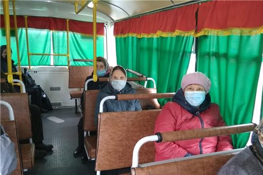 В районе проводятся рейды по проверке рейсов пассажирских автобусов