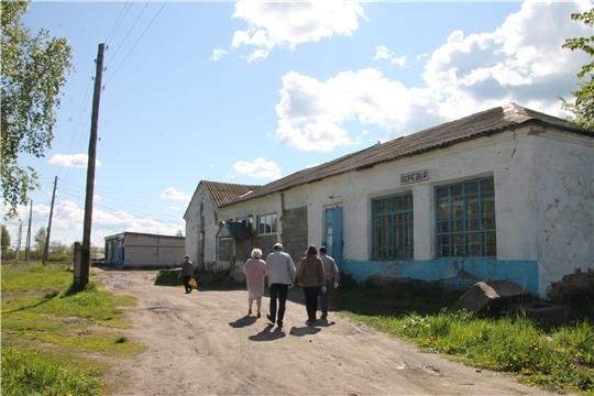 Рейд по соблюдению масочного режима прошел в Большеалгашинском и Русско-Алгашинском поселениях