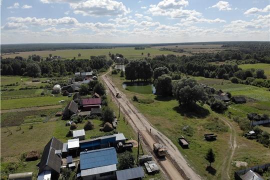 В Шумерлинский район прибыла съемочная группа ГТРК Чувашии