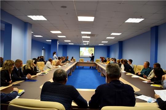В  г. Чебоксары состоялся Круглый стол по развитию спортивного туризма в Чувашской республике и презентация социального проекта «Я выбираю спортивный туризм 2.0»