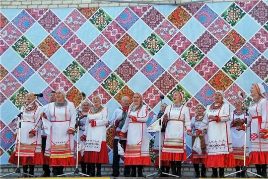 На Туванской земле прошел Межрегиональный фестиваль-конкурс «Истоки».