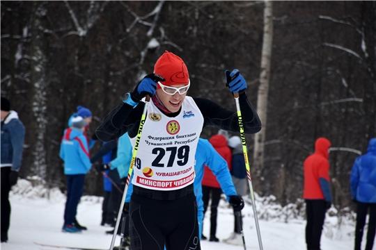 Республиканские соревнования «Рождественская гонка» по лыжным гонкам