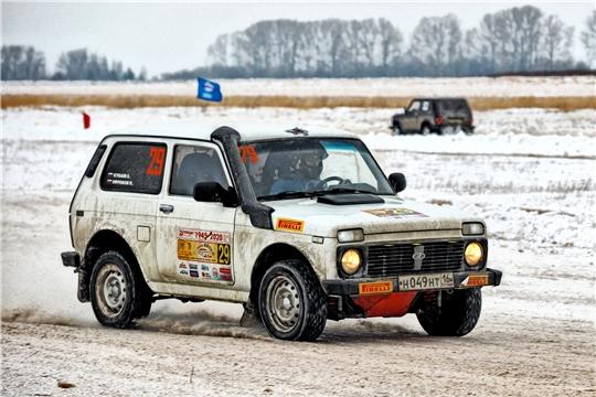 Чемпионат Чувашии по автомобильному спорту «Рождественская гонка», этап 1