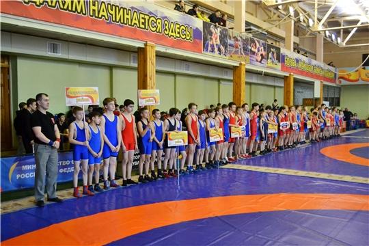 Турнир по вольной борьбе на призы Ивана Григорьева