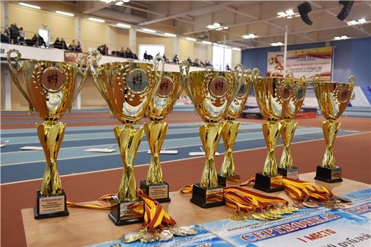 Всероссийские соревнования по лёгкой атлетике на Кубок Главы Чувашии