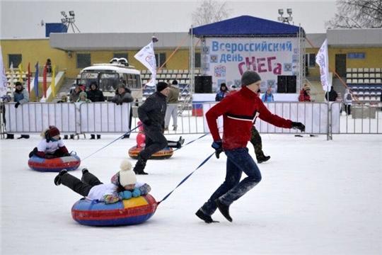В Чувашии День снега отменяется по погодным условиям