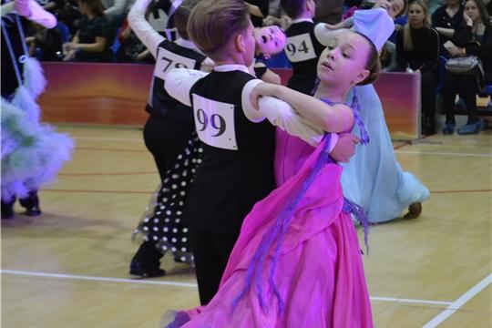 Чемпионат и первенство Чувашии по танцевальному спорту