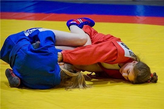 Татьяна Федорова выиграла «бронзу» первенства России по самбо