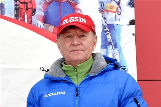 Сегодня свой 60-летний юбилей отмечает Николай Николаев
