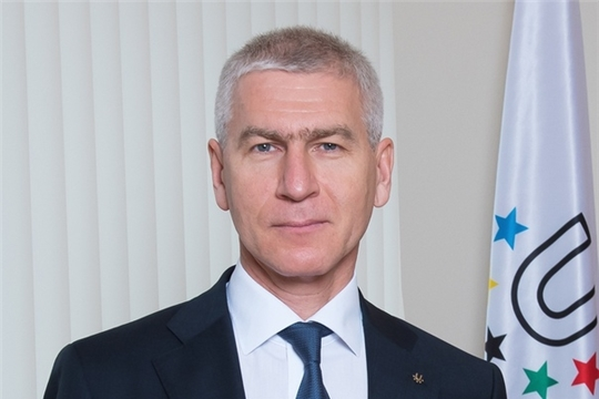 Олег Матыцин – новый Министр спорта Российской Федерации